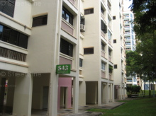 Blk 543 Serangoon North Avenue 3 (Serangoon), HDB Executive #276982